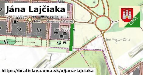ilustrácia k Jána Lajčiaka, Bratislava - 184m