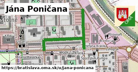 ilustrácia k Jána Poničana, Bratislava - 0,94km