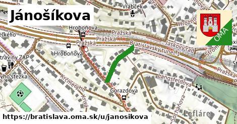 ilustrácia k Jánošíkova, Bratislava - 144m
