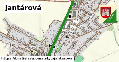 ilustračný obrázok k Jantárová, Bratislava