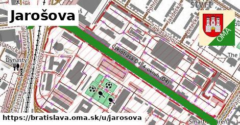 ilustračný obrázok k Jarošova, Bratislava
