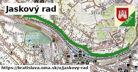 ilustrácia k Jaskový rad, Bratislava - 1,47km