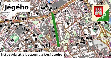 ilustračný obrázok k Jégého, Bratislava