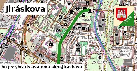 ilustrácia k Jiráskova, Bratislava - 0,91km