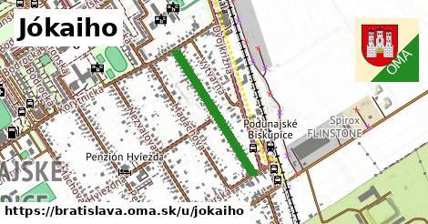 ilustrácia k Jókaiho, Bratislava - 517m