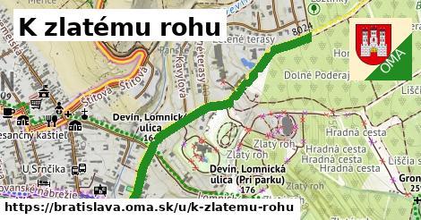 ilustrácia k K Zlatému rohu, Bratislava - 0,96km