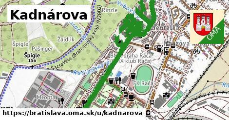 ilustrácia k Kadnárova, Bratislava - 2,1km