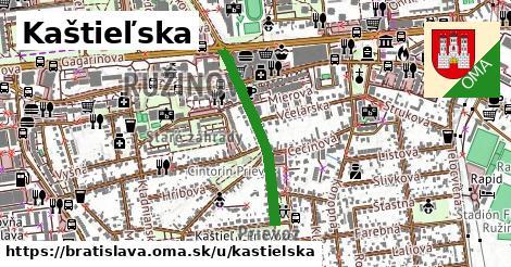 ilustrácia k Kaštieľska, Bratislava - 539m