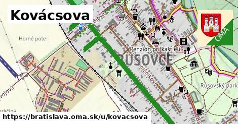ilustračný obrázok k Kovácsova, Bratislava