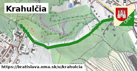ilustrácia k Krahulčia, Bratislava - 662m