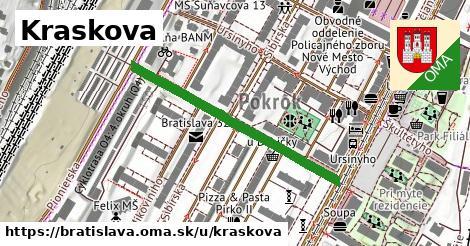 ilustrácia k Kraskova, Bratislava - 379m