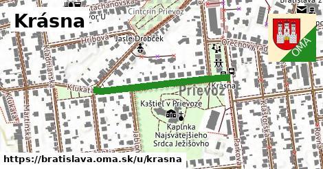 ilustrácia k Krásna, Bratislava - 320m