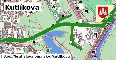 ilustrácia k Kutlíkova, Bratislava - 3,3km