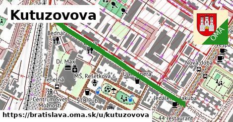 ilustrácia k Kutuzovova, Bratislava - 512m