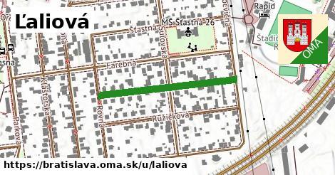ilustrácia k Ľaliová, Bratislava - 311m