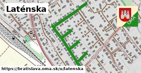 ilustrácia k Laténska, Bratislava - 0,74km