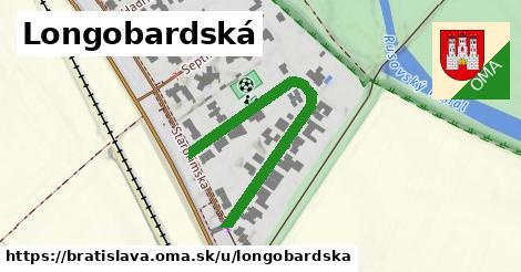 ilustračný obrázok k Longobardská, Bratislava