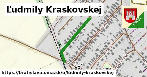 ilustračný obrázok k Ľudmily Kraskovskej, Bratislava