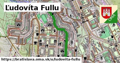 ilustrácia k Ľudovíta Fullu, Bratislava - 0,75km