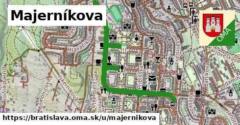 ilustrácia k Majerníkova, Bratislava - 1,33km
