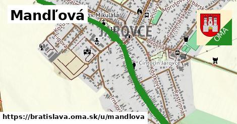 ilustrácia k Mandľová, Bratislava - 1,42km