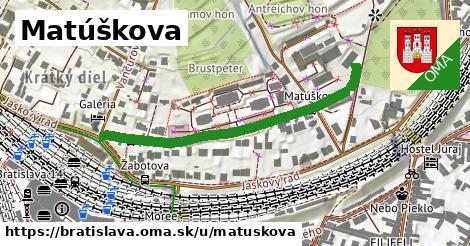ilustračný obrázok k Matúškova, Bratislava