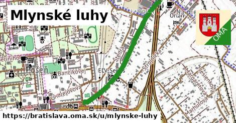 ilustrácia k Mlynské luhy, Bratislava - 1,01km