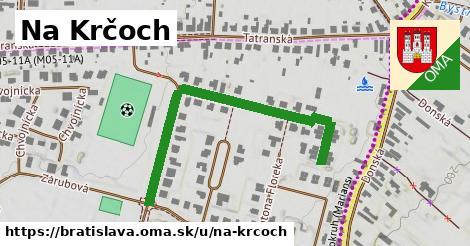 ilustračný obrázok k Na Krčoch, Bratislava