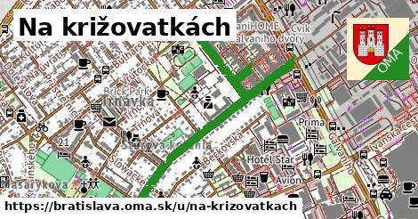 ilustračný obrázok k Na križovatkách, Bratislava
