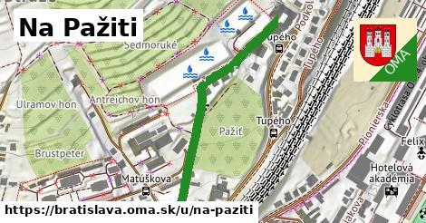 ilustrácia k Na Pažiti, Bratislava - 441m