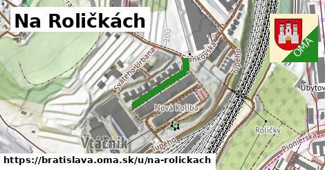 ilustrácia k Na Roličkách, Bratislava - 179m