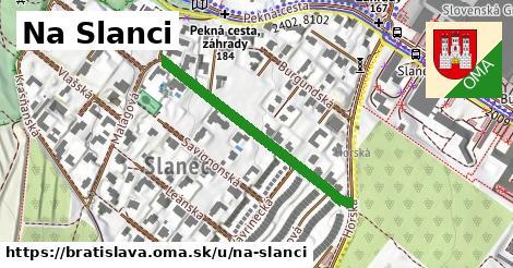 ilustrácia k Na Slanci, Bratislava - 353m