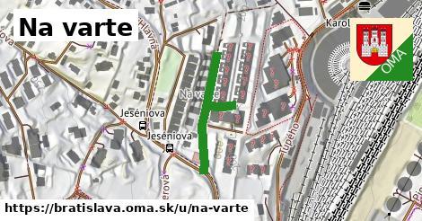 ilustrácia k Na varte, Bratislava - 269m