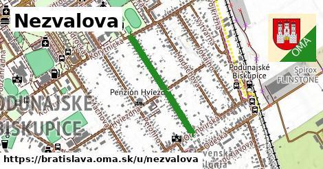 ilustrácia k Nezvalova, Bratislava - 540m