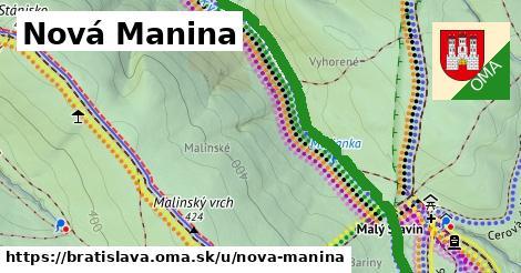 ilustrácia k Nová Manina, Bratislava - 3,5km