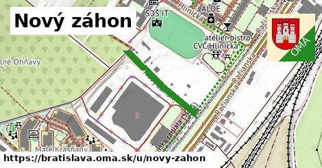 ilustračný obrázok k Nový záhon, Bratislava