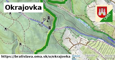 ilustrácia k Okrajovka, Bratislava - 4,6km