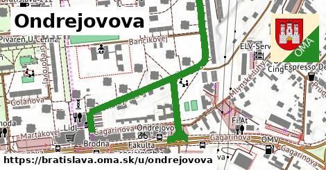 ilustrácia k Ondrejovova, Bratislava - 650m
