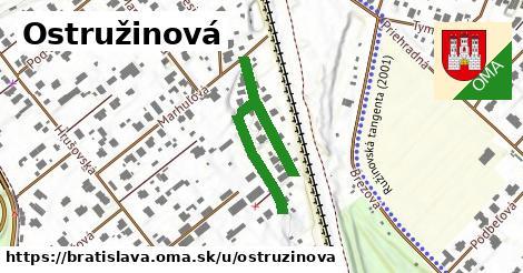 ilustračný obrázok k Ostružinová, Bratislava