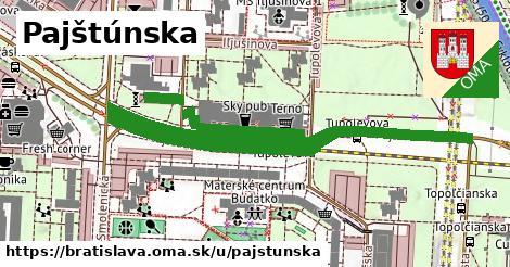 ilustrácia k Pajštúnska, Bratislava - 1,12km