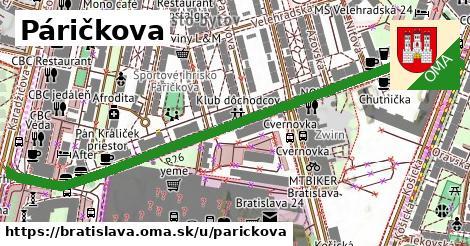 ilustrácia k Páričkova, Bratislava - 0,77km