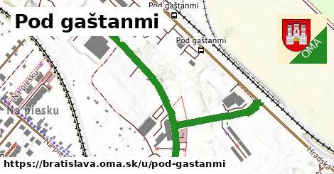 ilustrácia k Pod gaštanmi, Bratislava - 0,72km
