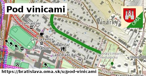 ilustrácia k Pod vinicami, Bratislava - 346m