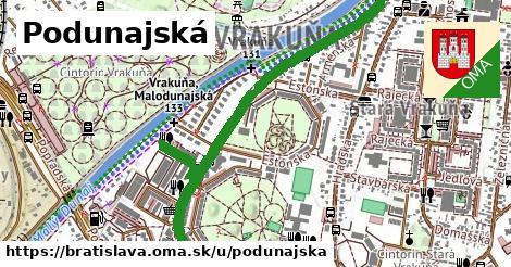 ilustrácia k Podunajská, Bratislava - 1,60km