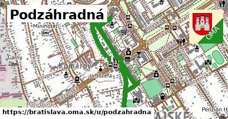 ilustrácia k Podzáhradná, Bratislava - 1,55km