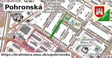 ilustrácia k Pohronská, Bratislava - 143m