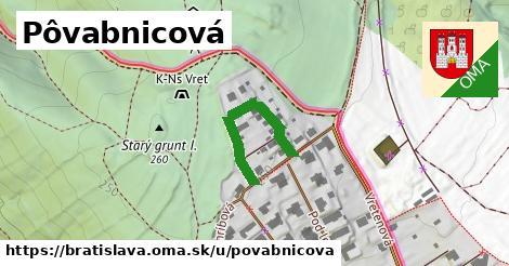 ilustračný obrázok k Pôvabnicová, Bratislava