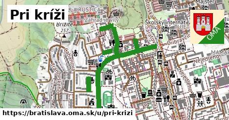 ilustrácia k Pri kríži, Bratislava - 1,24km