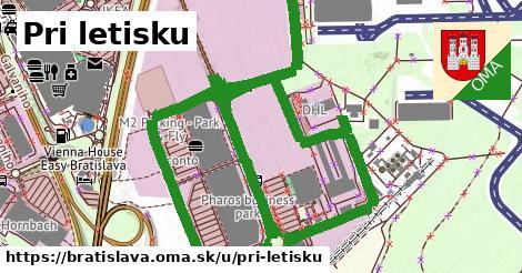 ilustračný obrázok k Pri letisku, Bratislava