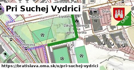ilustračný obrázok k Pri Suchej Vydrici, Bratislava